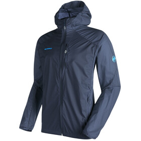 Mammut Runbold WB Hooded Jacket Men marine